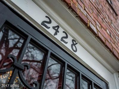 Washington Condo For Sale: 2428 18th Street SE
