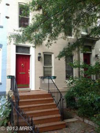 Condo/Townhouse Sold: 611 10th Street Northeast