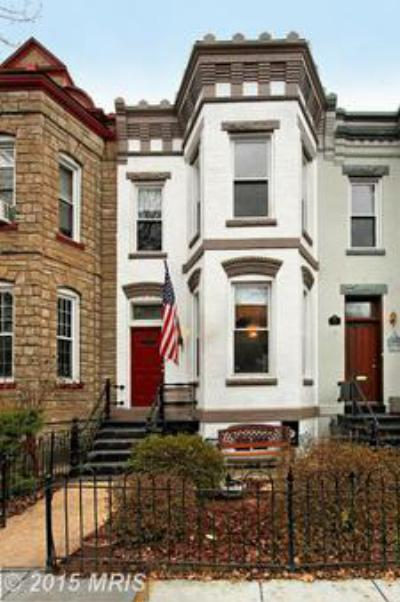 Townhouse For Sale: 715 7th Street Northeast
