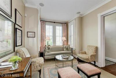Washington DC Townhouse Sold: $969,000