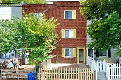 Anacostia Condo For Sale: 2252 Mount View Place SE