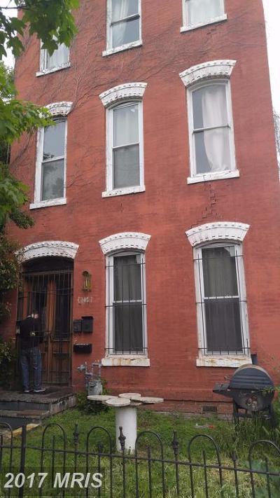 Washington Condo For Sale: 1407 10th Street NW