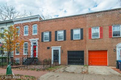 Condo/Townhouse For Sale: 121 7th Street Southeast