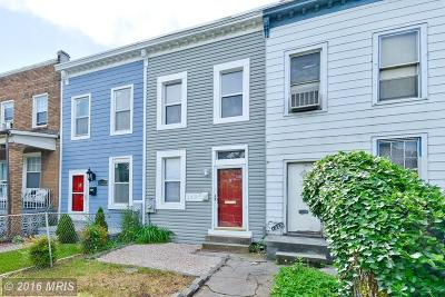Washington DC Condo/Townhouse Sold: $499,900