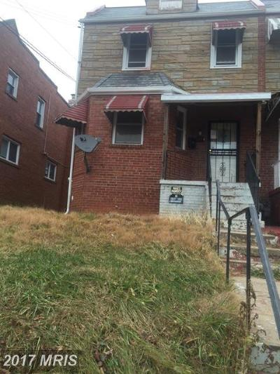 Single Family Home For Sale: 50 53rd Street SE