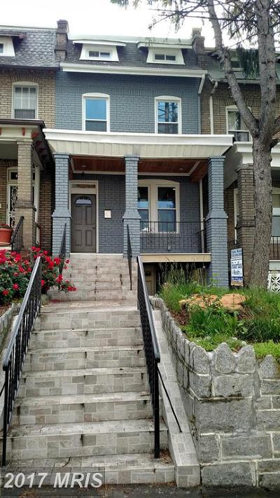 Multi Family Home For Sale: 3912 13th Street NW
