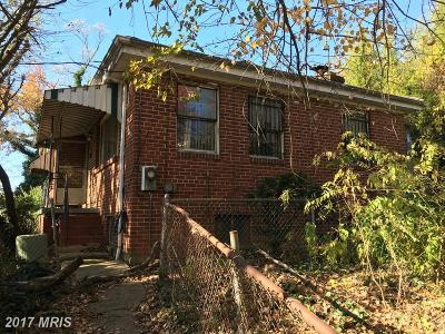 Single Family Home For Sale: 50 Mississippi Avenue SE