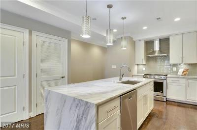 Washington Duplex For Sale: 809 Euclid Street NW #1