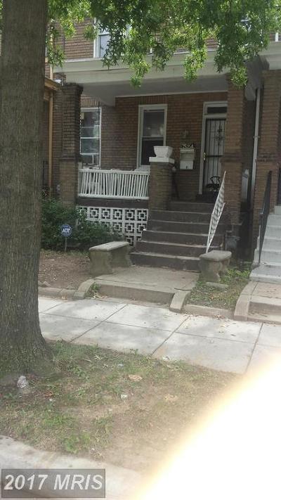 Washington Condo For Sale: 524 Crittenden Street NW