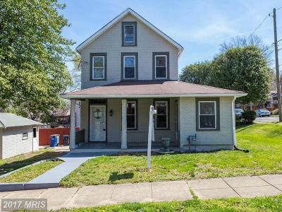 Brookland Single Family Home For Sale: 3301 17th Street NE