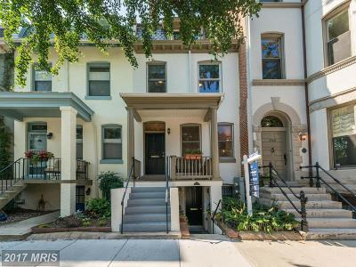 Washington Condo For Sale: 1738 Swann Street NW