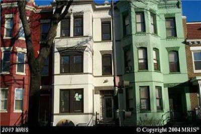 Washington Condo For Sale: 83 New York Avenue NW #A