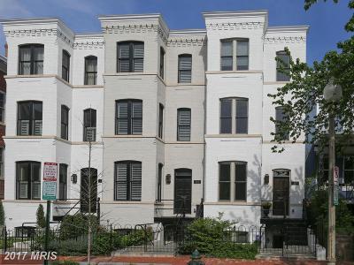 Washington Townhouse For Sale: 327 9th Street NE