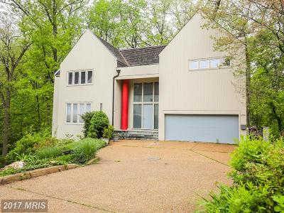Chevy Chase Single Family Home For Sale: 6704 Oregon Avenue NW