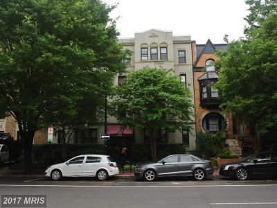 Single Family Home For Sale: 1726 17th Street NW #403