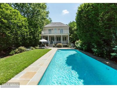 Single Family Home For Sale: 3124 38th Street NW