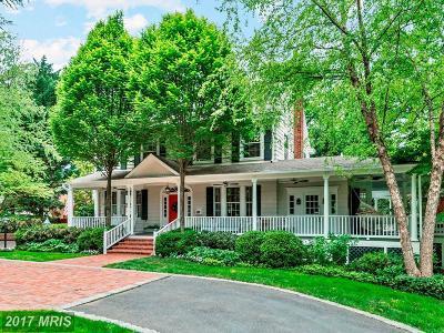 Washington Single Family Home For Sale: 3220 Idaho Avenue NW