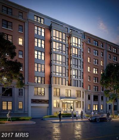 Washington Condo For Sale: 1427 Rhode Island Avenue NW #604