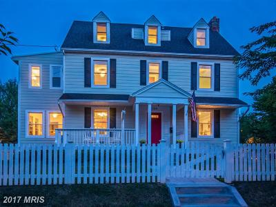 16th Street Heights Single Family Home For Sale: 1358 Ingraham Street NW