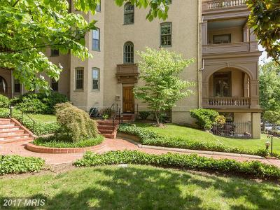 Washington Condo For Sale: 1517 30th Street NW #C21