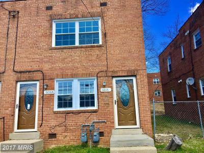 Rental For Rent: 6018 Clay Street NE