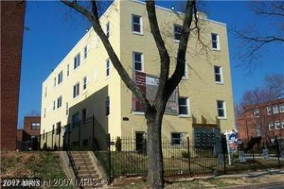 Washington DC Condo For Sale: $109,000