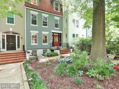 Washington Condo For Sale: 2347 Ashmead Place NW