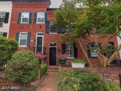 Washington Condo For Sale: 1213 35th Street NW