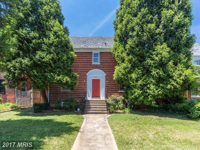 16th Street Heights Single Family Home For Sale: 5810 16th Street NW