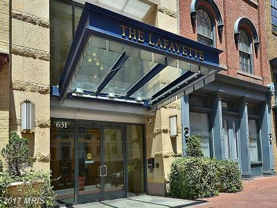Penn Quarter Condo For Sale: 631 D Street NW #1032