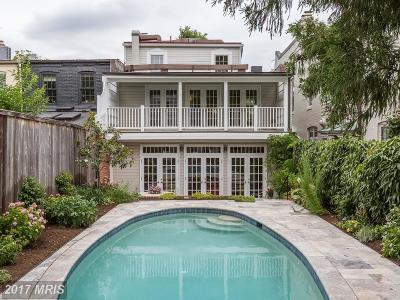 Georgetown Condo For Sale: 3414 N Street NW