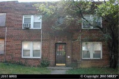 Trinidad Multi Family Home For Sale: 1825 I Street NE