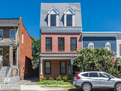 Washington DC Single Family Home For Sale: $675,000