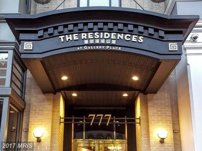 Penn Quarter Rental For Rent: 777 7th Street NW #630