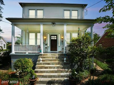 Brookland Single Family Home For Sale: 1324 Lawrence Street NE