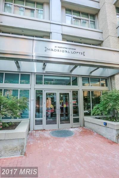 Washington DC Condo For Sale: $410,000