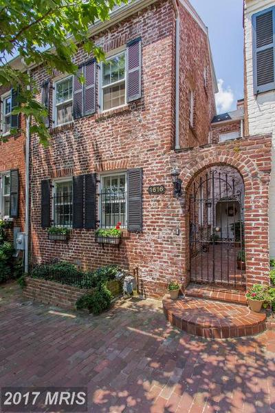 Brookland Single Family Home For Sale: 1925 Lawrence Street NE
