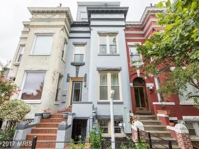 Washington Duplex For Sale: 6 R Street NW #201