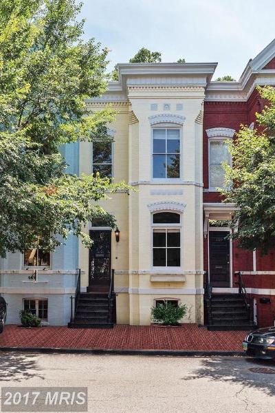 Washington Condo For Sale: 1331 30th Street NW