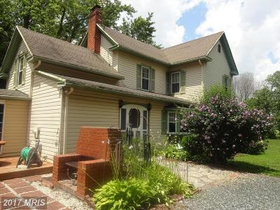Cambridge MD Single Family Home For Sale: $295,000