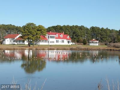 Dorchester Residential Lots & Land For Sale: 2105 Parks Neck Road