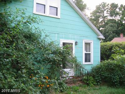 Cambridge Single Family Home For Sale: 22 Oak Street W