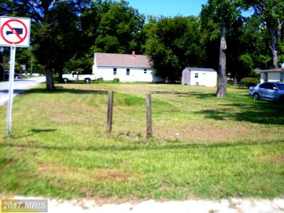DORCHESTER COUNTY, Dorchester Residential Lots & Land For Sale: 1221 Race Street