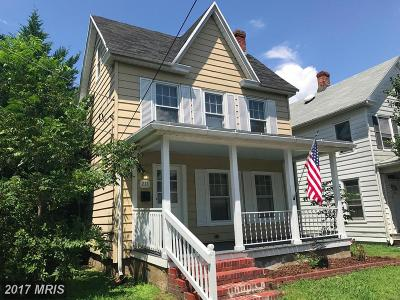 Dorchester Single Family Home For Sale: 213 West End Avenue