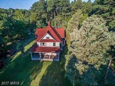 Dorchester County, Dorchester Farm For Sale: 3626 Smithville Road
