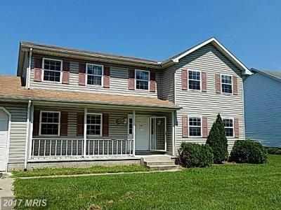 Cambridge MD Single Family Home For Sale: $148,400