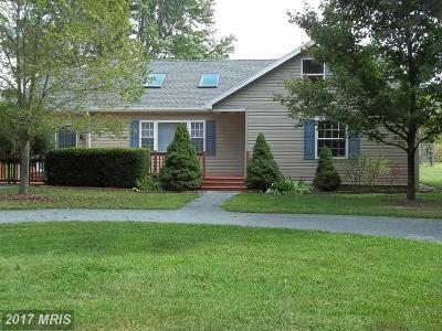 Federalsburg Single Family Home For Sale: 6849 Eldorado Road