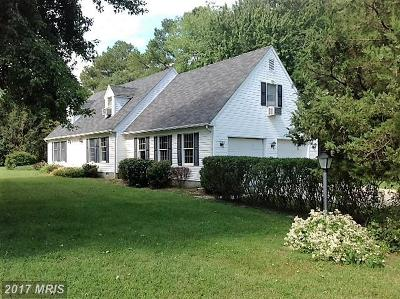 Dorchester Single Family Home For Sale: 5658 Mount Holly Road