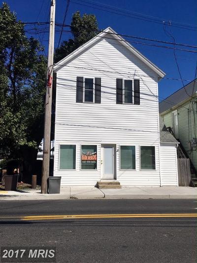 Hurlock Multi Family Home For Sale: 101 Main Street