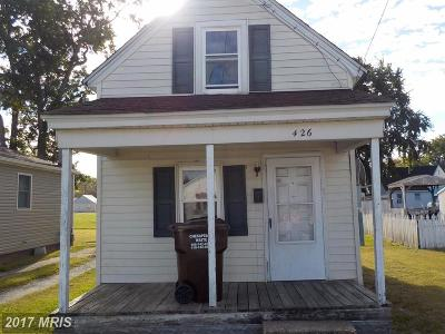 Cambridge Single Family Home For Sale: 426 Camper Street